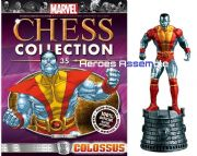Marvel Chess Collection #35 Colossus Eaglemoss Publications